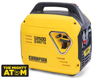 Champion 2500 Watt Inverter Generator